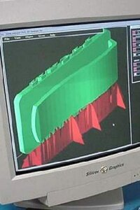 Stereolithography allows you to build 3-D plastic prototypes.