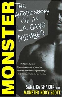 "Cover of the book ""The Autobiography of an L.A. Gang Member"""