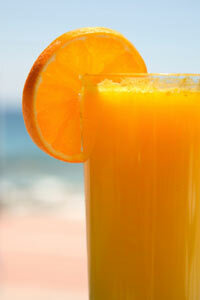 A cool glass of juice on a summer day is refreshing, but the vitamins it contains can do much more than just quench your thirst.