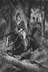 Francis Marion's guerrilla tactics and knowledge of South Carolina swamp country helped him beat the British.