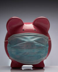 This little piggy went to market, this little piggy stayed home and this little piggy … gave us swine flu? Wrong.