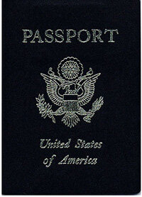 A passport is needed to open an account; a driver's license will not be accepted.
