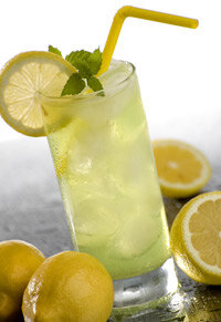 Sour? Sweet? When the primary tastes collide, lemonade is just delicious.