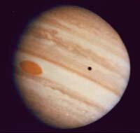 This is about the size of the image of Jupiter in my telescope.