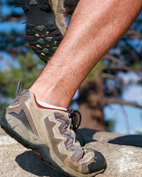 Whether you realize it or not, calf raises are something you already do on occasion.