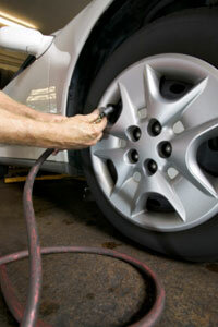 Tire pressure monitoring systems are meant to help drivers catch underinflated tires before they become a hazard. Want to learn more? Check out these car safety pictures!