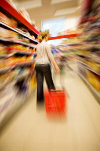 Sometimes the more choices we have when we are shopping, the more overwhelmed we can get.