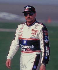 Emotion overtook the pits and the grandstands when Dale Earnhardt won the 1998 Daytona 500.