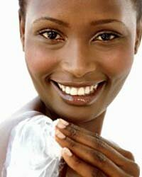 Use a daily body moisturizer that you like.