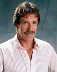 Rising senior Chuck Norris enjoys math and civics classes and ripping your face off with his bare hands.
