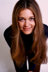 Second-wave feminism leader Gloria Steinem.