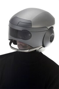 Mixed Reality helmet