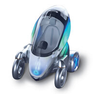 Image Gallery: Concept Cars The Toyota Personal Mobility (PM) concept car. See more pictures of concept cars.