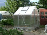 Plants started indoors may need the protection of a coldframe after See more pictures of vegetable gardens.