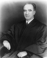 Courtesy of the Library of Congres Justice Frank Murphy ­of the U.S. Supreme Court
