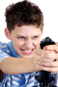 Does the violence in media desensitize us to actual violence? See pictures of video game systems.