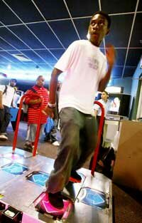 Dance Dance Revolution and other active video games have similar calorie-burning results as Wii games.
