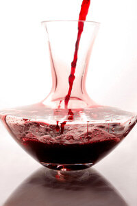 Dark wines and liquors have higher levels of certain toxins.