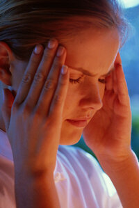 Hormones aren't the only source of migraine pain in women.
