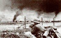 The Germans capture Warsaw.