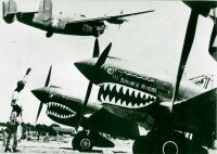 The AVG Flying Tigers.