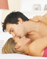 Having a fulfilling sex life requires intimacy and trust, which kissing helps build.