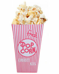 Enjoy your popcorn. It's been marked up as much as 500 percent.