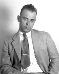 U.S. Attorney General Homer S. Cumming informally dubbed Dillinger the country's first Public Enemy No. 1 in June 1934, just a month before the notorious gangster met his end.