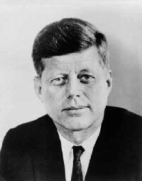 President Kennedy is just one of many famous Irish Americans.