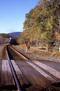 Bear Mountain along the Appalachian Trail offers plenty of beautiful sites.