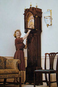 If your mother loved her heirloom clock, and your daughter was close to her grandmother, the designation might be a natural one.