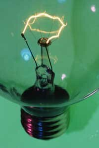 Along with voltage and current, resistance is one of the three basic units in electricity. As explored below, the glowing filament in an incandescent light bulb allows us to view resistance in action.