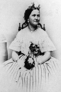 Mary Todd Lincoln was a controversial first lady, criticized for her excessive spending and for holding a seance in the White House.
