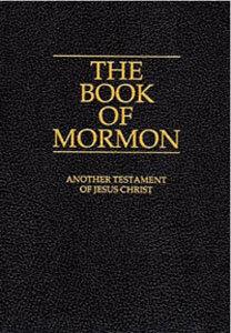Joseph Smith's holy text