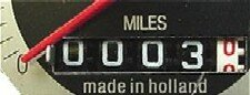 Odometers accurately count miles through a system of gears. See pictures of car gadgets.