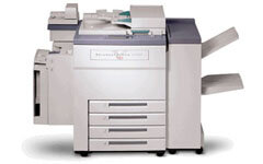 A typical business photocopier from Xerox