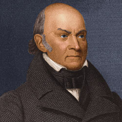 John Quincy Adams had a more distinguished post-presidential career than the time that he served in office.