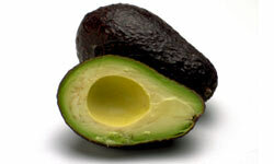 Avocados are a great source of vitamin E and potassium, as well as monounsaturated fats and antioxidants.