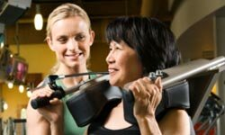 Want to increase your activity level, but don't know how? Consider hiring a personal trainer.