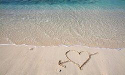 Image Gallery: Honeymoon Destinations Cupid's arrow. See more pictures of honeymoon destinations.