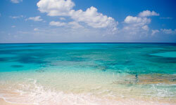 The area is known for its crystal clear waters, perfect for snorkeling.
