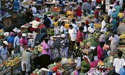 Check out Market Square in Grenada.