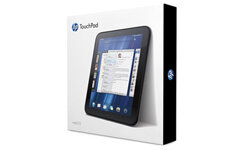 Hewlett-Packard discontinued the TouchPad less than two months after its 2011 debut.