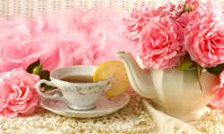 At the next bridal shower you host, bring more to the table than tea and roses.