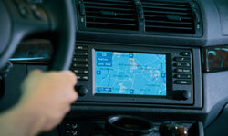 Image Gallery: Car Gadgets Any car accessory that takes your eyes off the road is a potential danger. See more pictures of car gadgets.