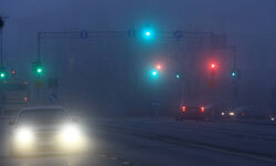 Stick with the standard-issue fog lights on your car -- they're safer for other drivers.