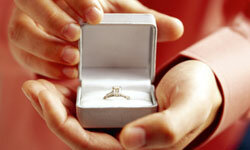 Image Gallery: Engagement Rings Say yes! The ring is gorgeous, and he's worked so hard to choose the best one for you. See pictures of diamond engagement rings.