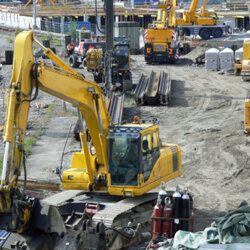 Construction sites look interesting, but there are hazards on which children may get hurt.
