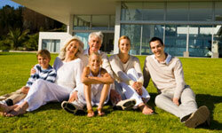 There's no need to spend every bit of your estate -- leave what you can for the next generation!
