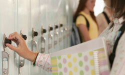 There's more to moving from middle school to high school than a new locker combination to memorize.